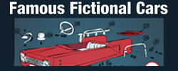 Famous Fictional Cars